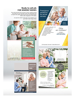 Newspaper Toolbox ready to sell advertising templates example 03