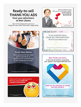 Newspaper Toolbox ready to sell advertising templates example 05