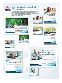 Newspaper Toolbox ready to sell advertising templates example 07